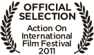 Film Laurel - Official Selection Action On International Film Festival 2011